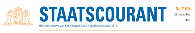 Staatscourant=2016